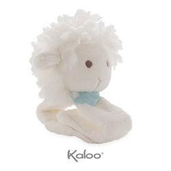 Kaloo les amis - owieczka-grzechotka na rączkę kremowa