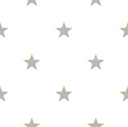 Tapeta biała w szare gwiazdki hashtag 11065