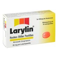 Larylin husten stiller pastillen