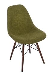Krzesło p016w duo ziel. szare dark - szary jasny || zielony
