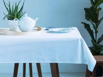 Obrus na stół bawełniany altom design ecru  kremowy 140 x 180 cm