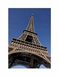 Eiffel Tower - Paris - reprodukcja