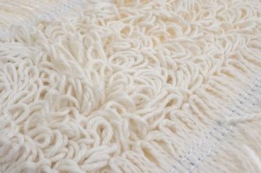 Cleanpro duo zapas do mopa płaskiego 53 cm, bawełna