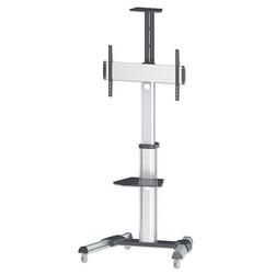 Techly stojak mobilny lcdled 37-70cali regulowany 160cm, 50kg