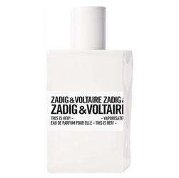 Zadig amp; voltaire this is her w woda perfumowana 50ml
