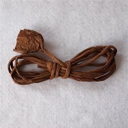 Twist art sznurek 11cm2,5m - brązowy - brąz