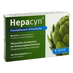 Hepacyn frischpflanzen artischocke filmtabl.