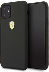 Etui ferrari hard case iphone 11 silicone