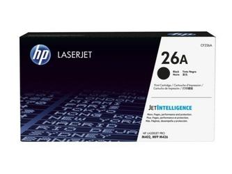 HP Inc. Toner 26A Black 3.1k CF226A