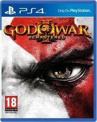 Sony Gra PS4 God of War 3