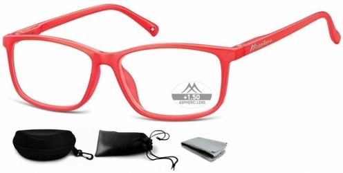 Asferyczne okulary do czytania montana plusy mr62g