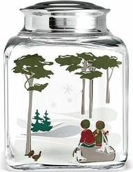 Pojemnik świąteczny na ciastka Holmegaard 2014