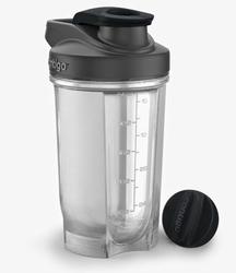 Shaker do odżywek Contigo ShakeGo Fit 590ml - czarny - Czarny