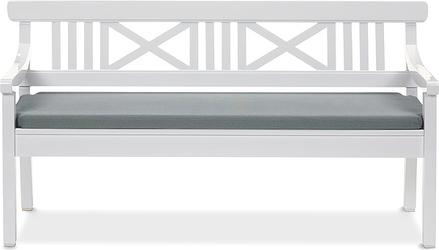 Poduszka na ławkę Drachmann 165 cm ciemnoszara