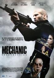 Mechanik Konfrontacja - plakat