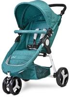 Caretero frii mint wózek spacerowy trzykołowy + folia