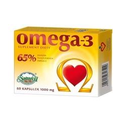 Omega-3 65 x 60 kapsułek
