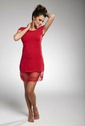 Cornette estelle 2 158191 czerwona koszula nocna