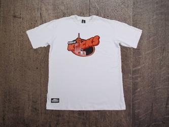 Koszulka basketo got kicks - got kicks biały