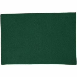 Dekoracyjny filc A4 - zielony - ZIEL