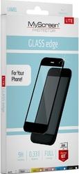 Myscreen protector szkło hartowane liteglass edge do xiaomi redmi note 4 note 4x czarny