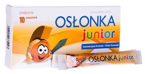 Osłonka junior x 10 saszetek