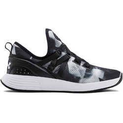 Buty treningowe damskie under armour w breathe trainer prnt - czarny