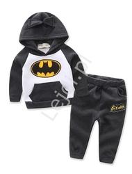 Dres batman dla chłopca, bluza z kapturem i spodnie