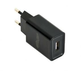 Gembird Ładowarka uniwersalna USB 2 A czarna
