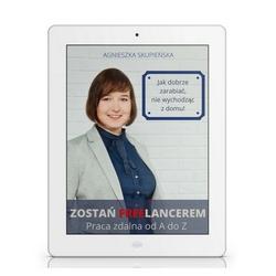 e-book zostań freelancerem - agnieszka skupieńska