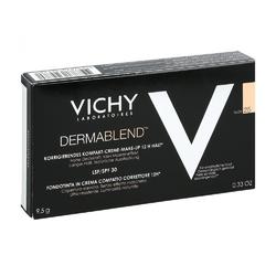 Vichy dermablend kremowy podkład w kompakcie nr 25