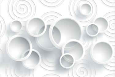Fototapeta abstrakcja geometryczna 4077