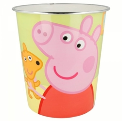 Kosz na śmieci świnka peppa pig