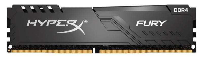 Hyperx pamięć ddr4 hyperx fury black 16gb3200 cl16