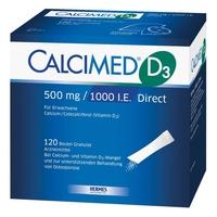 Calcimed d3 500 mg1000 i.e. direct granulat