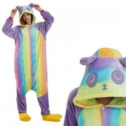 Kigurumi onesie piżama dres pastelowa panda