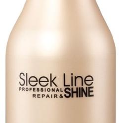 Sleek line repair szampon z jedwabiem 1000 ml