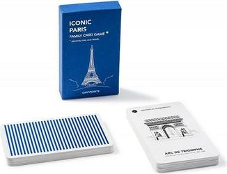 Gra karciana Iconic Paris