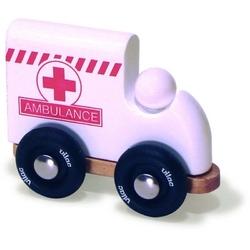Furgonetka ambulans drewniana 2+