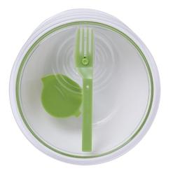 Pojemnik lunch bowl limonkowy black+blum