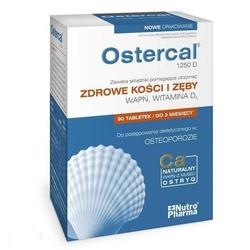 Ostercal 1250d x 90 tabletek