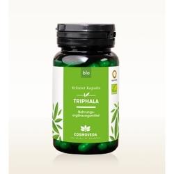 Bio triphala guggulu 80 kapsułek cosmoveda - suplement diety