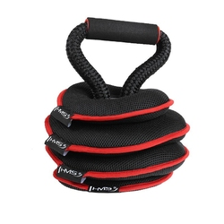 Hantla kettlebell regulowana 0,6 - 8,75 kg krm20 - hms