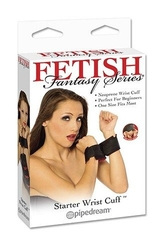 Starter wrist cuff