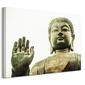 Tian tan buddha, hong kong - obraz na płótnie