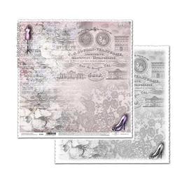 Papier ozdobny do scrapbookingu 315x325 mm - 506 - 506