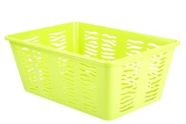Branq zebra 4 koszyk 36.5 x 25.5 x 14.5 cm zielony