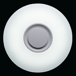 Plafon sufitowy z głośnikiem bluetooth demarkt hi-tech norden zmienne kolory 660012201