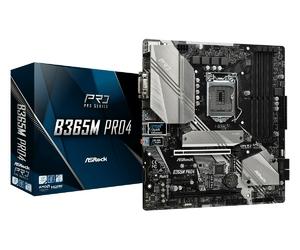 ASRock Płyta główna B365M Pro4 s1151 4DDR4 s1151 4DDR4 HDMIDVI UATX