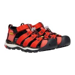 Sandały dziecięce keen newport neo h2 - czerwony